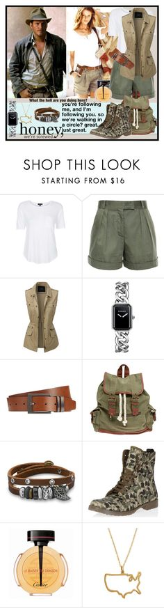 """Great. Just great."" by julyralewis ❤ liked on Polyvore featuring Lands' End Canvas, JUST DON, Topshop, Vilshenko, LE3NO, Chanel, Burton, Wet Seal, BillyTheTree and Dorothy Perkins"