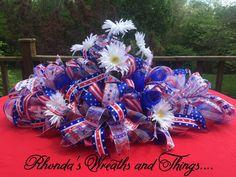 Memorial..... by RhondasWreaths on Etsy