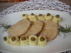 L'arrosto è il classico secondo piatto Domenicale, se di contorno abbiniamo un buon purè di patate fatto in casa, oltre al sapore rendiamo il piatto bello