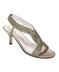 Caparros Shoes, Zorro Evening Sandals - Evening & Bridal - Shoes - Macy's. Cute low heel with some sparkle ..