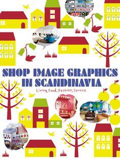 Book: Shop Image Graphics in Scandinavia