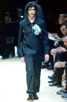 Comme des Garcons Homme Plus - StyleZeitgeist Mens Fashion Week, Men's Fashion, Rei Kawakubo, Comme Des Garcons, Fashion Labels, Japanese Fashion, Street Wear, Vintage Fashion, Menswear