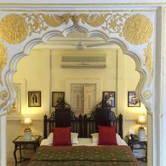 Jodhpur Textilrundreise Indien Hotelzimmer auf unserer Textilrundreise durch Rajasthan Journey Pictures, Group Tours, Jodhpur, Bed, Furniture, Home Decor, Indian, Hotel Bedrooms, Round Trip