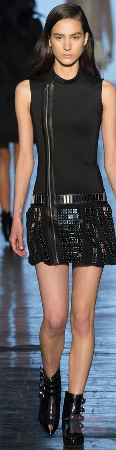 How to Chic ~ Diesel Black Gold Fall 2014 Ready-to-Wear