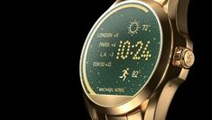 Michael Kors Access, The 'all in style' line of smartwatches.