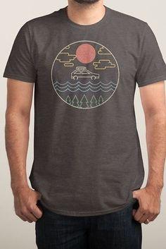 Diseño sencillo para personalizar una camiseta.http://www.regalosconfoto.com/camisetas-personalizadas/ #RegalosPersonalizados #RegalosConFoto #Personalizados #CamisetasPersonalizadas