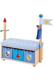 HABA - Knight's Castle - Seating Bench - DIY
