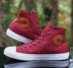 41574edeaf6020 Converse Chuck Taylor 146652f Maroon Red Unisex Shoes Size M 12 W 14 for  sale online