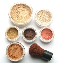 Pretty pigments | Mineral Makeup set