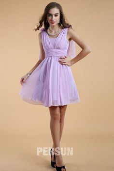 Summer Holiday Dress with straps for bridesmaid