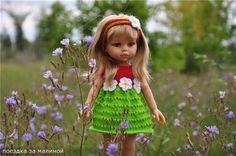 Ванильная девочка - Карла. / Paola Reina, Antonio Juan и другие испанские куклы / Бэйбики. Куклы фото. Одежда для кукол