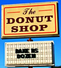 The Donut Shop,Buckhannon WV by WilliamBrandon, Best donuts! Virginia Homes, West Virginia, Donut Signs, Pepperoni Rolls, Donut Shop, Places To Travel, Donuts, Vacations, Delish