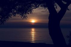 Fading but not gone #sunset #landscape #sky_brilliance #lakeontario #s2s2s2dio #justsaytheword #silhouette #shadows