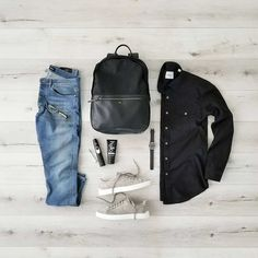 Men Clothing Simple Outfit Of The Day Ideas For Men Men ClothingSource : Simple Outfit Of The Day Ideas For Men by Mens Fashion Blog, Daily Fashion, Men's Fashion, Parisian Fashion, Bohemian Fashion, Fashion Editorials, Fashion Clothes, Retro Fashion, Winter Fashion