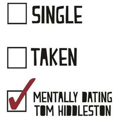 Mentally Dating Hiddles