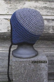 a78296e36dfa7 Flyflap Cap pattern by Laura Killoran
