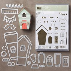 Sweet Home Photopolymer Bundle by Stampin' Up!