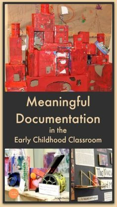 Meaningful Documentation in the Early Childhood Classroom ~ Fairy Dust Teaching