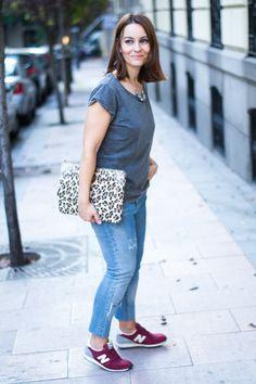 La Chimenea de las Hadas   Blog de Moda y Lifestyle   Buscando el lado bonito de las cosas: New Balance Granates