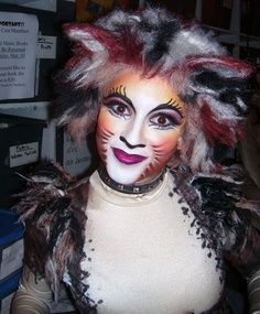 cats the musical makeup - Google Search