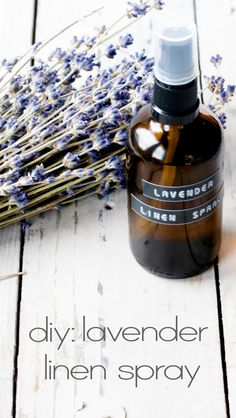 Lavender linen spray on Gathered Threads. Essential Oil Diffuser Blends, Essential Oils, Chemical Free Cleaning, Exfoliating Body Scrub, Linen Spray, Hanging Hearts, Cleaning Recipes, Natural Cleaning Products, Lavender