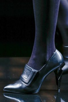 Fendi Fall 2013 shoes