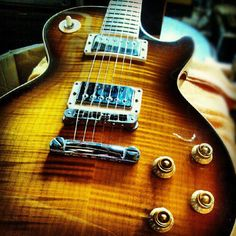 "Gibson ""Les Paul STANDARD"" Les Paul Standard, Gibson Les Paul, Cool Designs, Instruments, Tools, Musical Instruments"