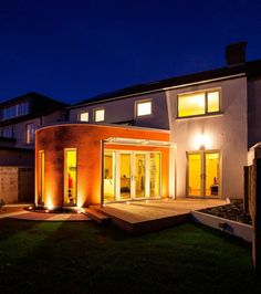 Open House Dublin is an annual weekend of free architecture tours, brought to you by the Irish Architecture Foundation. Semi D, Little Architects, Architecture Foundation, Passive House, New Builds, Open House, Dublin, Mansions