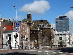 Frederikstraat hoek Dr. Kuyperstraat