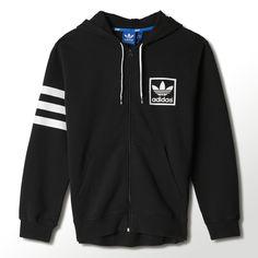 adidas 3-Stripes Trefoil Hoodie | adidas UK