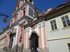 Kostel sv. Jana Nepomuckého - Kutná Hora - Středočeský kraj