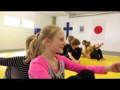Kamppailutaituri II - helppoja pariharjoitteita 3-4 -luokkalaisille ja sitä vanhemmille - YouTube