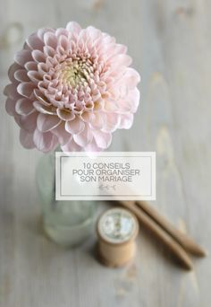 ©La mariee aux pieds nus - Conseils de pros - 10 conseils pour organiser son mariage Wedding Advice, Wedding Day, Wedding Favours, Flower Power, Wedding Details, Marie, Wedding Planner, Favors, Wedding Inspiration