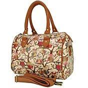 Adorable Owl Print PVC One-shoulder Messenger Bag Cheap Handbags, Cheap Bags, Tote Handbags, Owl Print, Beautiful Bags, Messenger Bag, One Shoulder, Tote Bag, Purses