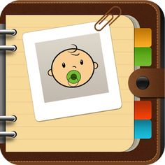 Babysitting Pro Activity Log- This helpful apps allows caregivers to log  children's activities, share information with parents, and track clients' details and payments with ease!