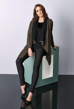 81e5eaf40b COZY TREND  Casual Style confortável para aproveitar muito a estação!   FatoBasico  Fashion