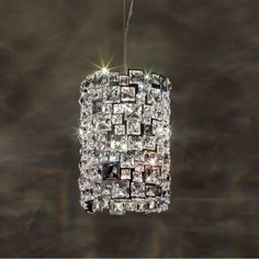 Swarovski Mosaix Pendant SMX115  Width/Length: 22cm / 8.5in Height: 32cm / 12.5in Depth/Extension: 22cm / 8.5in Hang Weight: 3.8kg / 8.5lbs
