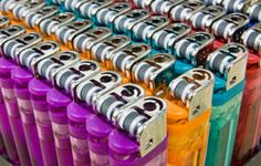 10 creative reuses for old lighters #DiY #crafts #lighters