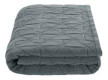 Boxton 100% katoenen stonewashed dekbed, 225 x 220 cm, grijs