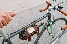 """""""Shut up and take my money"""", dirão os apaixonados por ciclismo quando verem esses lindos e super criativos acessórios para bicicletas."""