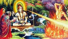 According to Hindu mythology, Lord Shiva is the Destroyer in the Holy Trinity, the others being Brahma the Creator and Vishnu the Preserver. Lord Shiva, Lord Vishnu, Hindu Mantras, Om Namah Shivaya, Third Eye, Deities, Mythology, Worship, Mystic