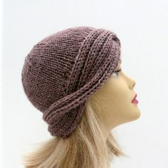 Looking for your next project? You're going to love Downton Nora Vintage Cloche by designer CarolinaGal.