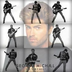 George Michael the man with a golden heart George Michael Poster, George Michael Wham, Michael Love, Tears For Fears, Drame, Soundtrack To My Life, Beautiful Person, My Heart Is Breaking, Worlds Of Fun