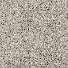 shop stainmaster petprotect sardi store style north american grey cut and loop indoor carpet at lowes - Lowes Carpet Sale