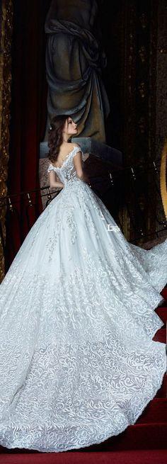 HANNA TOUMAJEAN wedding dresses 2016 - Deer Pearl Flowers / http://www.deerpearlflowers.com/wedding-dress-inspiration/hanna-toumajean-wedding-dresses-2016/