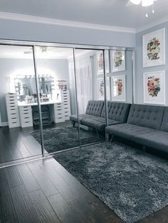 Super Home Studio Makeup Beauty Room Ideas Beauty Room, Glam Room, House Rooms, Home Decor, Apartment Decor, Bedroom Decor, Aesthetic Rooms, Country House Decor, Dream Rooms