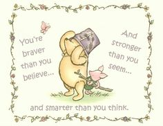 Discover and share Eeyore Winnie The Pooh Quotes. Explore our collection of motivational and famous quotes by authors you know and love. Winnie The Pooh Pictures, Winnie The Pooh Quotes, Winnie The Pooh Friends, Eeyore Quotes, Goodbye Quotes, Bon Courage, Snoopy, Pooh Bear, Tigger