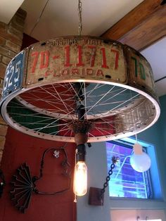 Recycled Lamps That Are Border Line Genius (17)