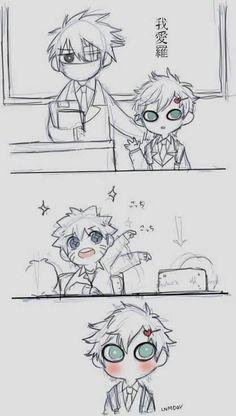 Boys React To Naruko Uzumaki