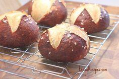 Pretzel Bread.Yummy yummy pretzel bread!
